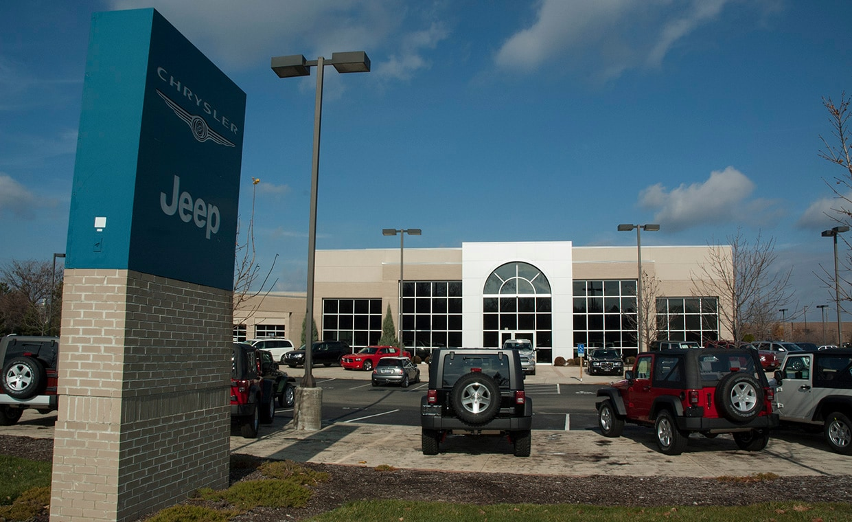 About Crown Chrysler Dodge Jeep RAM Of Dublin