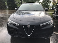2018 Alfa Romeo Stelvio Ti Sport Ti Sport AWD
