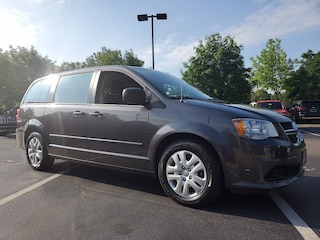 2016 Dodge Grand Caravan American Value Pkg Wagon