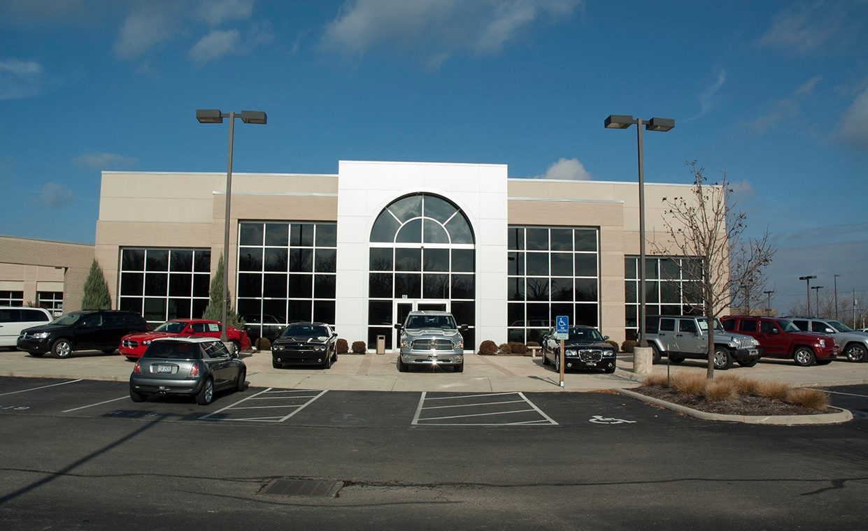 Crown Chrysler Dodge Jeep RAM Dealership In Dublin OH - Jeep chrysler dealerships