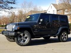 2017 Jeep Wrangler Unlimited Sahara Sahara 4x4