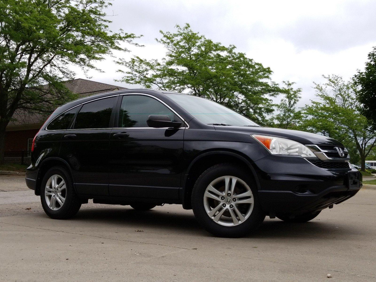 2010 Honda CR-V EX 4WD  EX