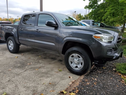 2019 Toyota Tacoma 4WD SR SR Double Cab 5 Bed V6 AT