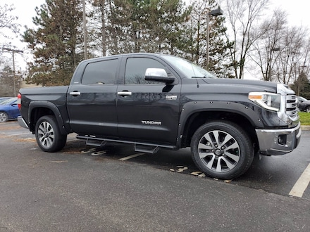 2018 Toyota Tundra 2WD Limited Limited CrewMax 5.5 Bed 5.7L
