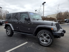 2016 Jeep Wrangler Unlimited Backcountry 4WD  Backcountry *Ltd Avail*