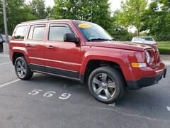 2015 Jeep Patriot High Altitude Edition 4WD  High Altitude Edition