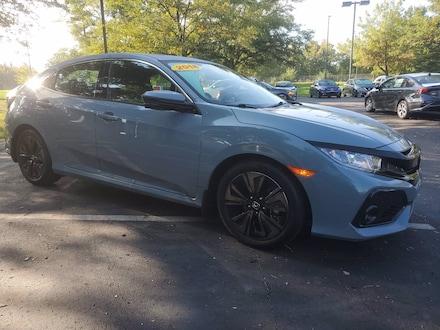 2018 Honda Civic EX EX CVT