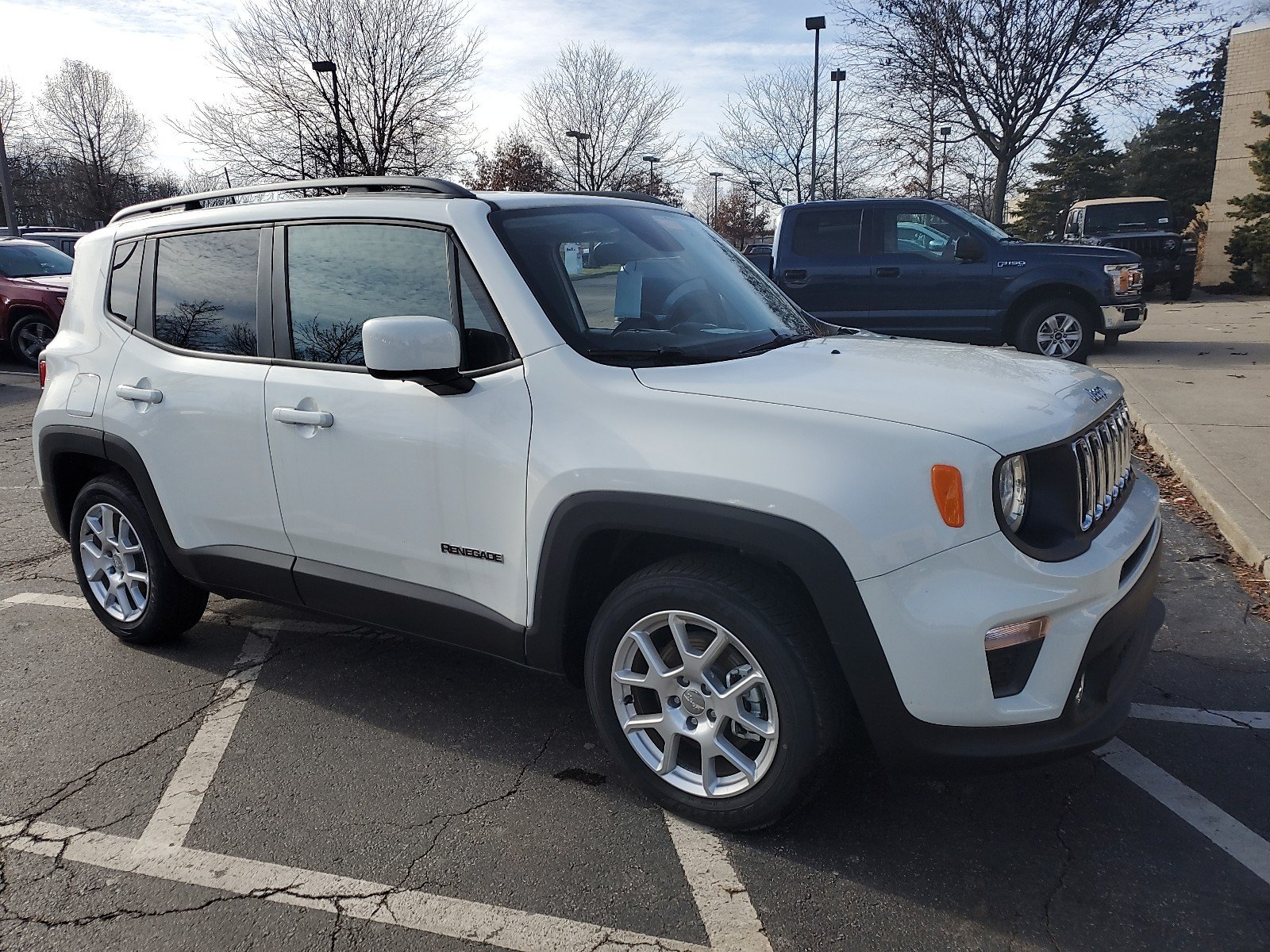 2019 Jeep Renegade Latitude Latitude FWD