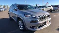 2017 Jeep Cherokee Overland FWD Sport Utility