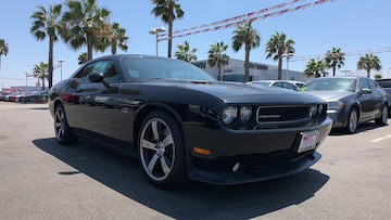 2011 Dodge Challenger Coupe