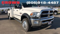 2018 Ram 4500 Chassis Tradesman/SLT/Laramie Crew Cab