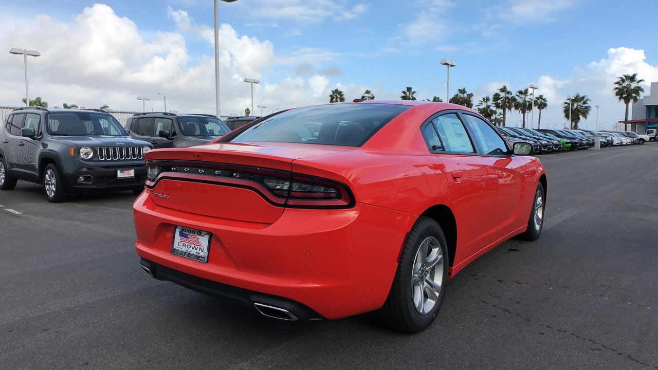 2019 Dodge Charger SXT RWD For Sale in Ventura CA | Serving
