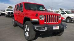 2019 Jeep Wrangler JL UNLIMITED SAHARA 4X4 Sport Utility