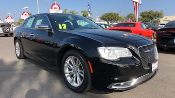 2017 Chrysler 300C Sedan