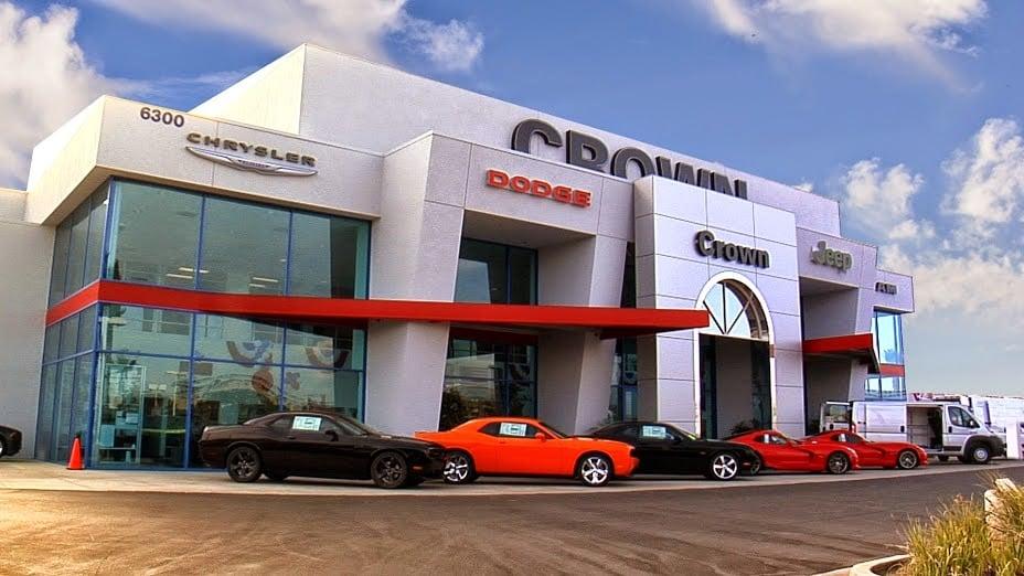 About Crown Dodge Chrysler Jeep Ram In Ventura California RAM - Dodge chrysler dealer