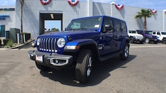 2018 Jeep Wrangler JL UNLIMITED SAHARA 4X4 4 Door Wrangler