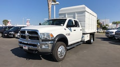 2018 Ram 5500 Chassis TRADESMAN CHASSIS CREW CAB 4X4 197.4 WB Crew Cab