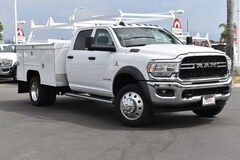 2019 Ram 4500 Chassis 4500 TRADESMAN CHASSIS CREW CAB 4X2 173.4 WB Crew Cab