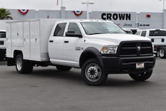 2018 Ram 4500 Chassis 4500 TRADESMAN CHASSIS CREW CAB 4X2 197.4 WB Crew Cab