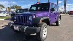 2018 Jeep Wrangler JK Sport 4x4 4 Door Wrangler