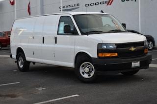 2018 Chevrolet Express 2500 2500 RWD 155 Van Extended Cargo Van