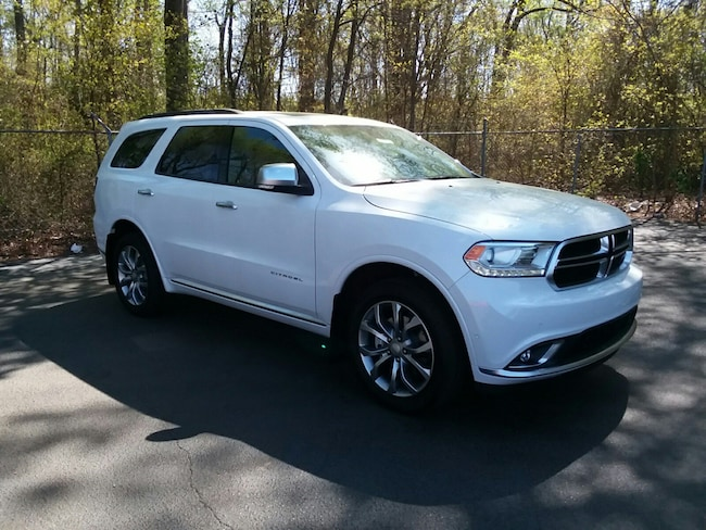 New 2018 Dodge Durango Citadel For Sale In Fayetteville Nc