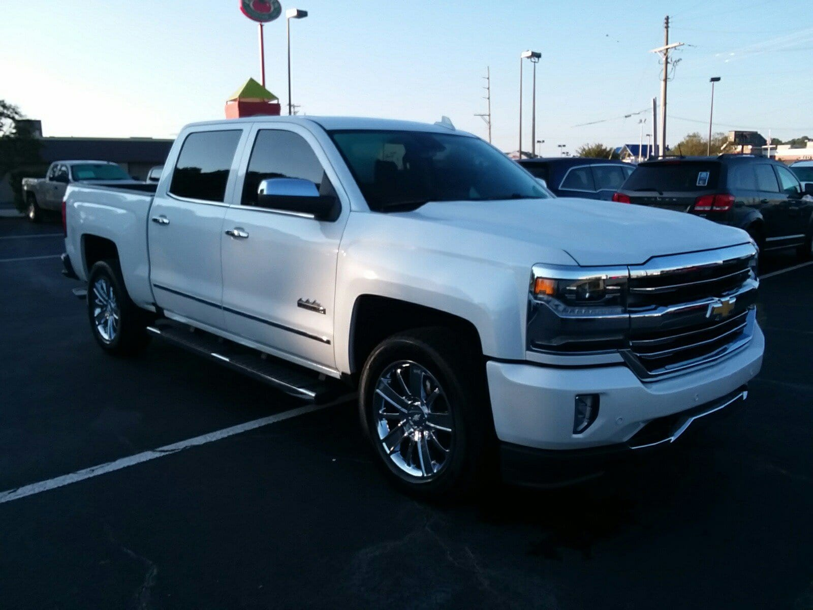 Used 2016 Chevrolet Silverado 1500 High Country For Sale in