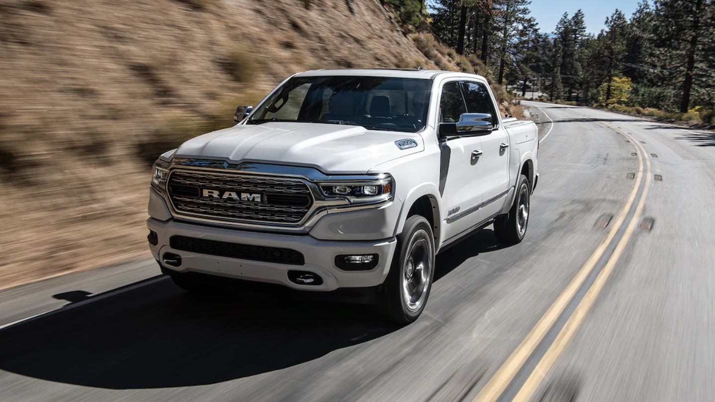 The 2019 Dodge Ram Is The Crowned Motor Trend Truck Of The Year