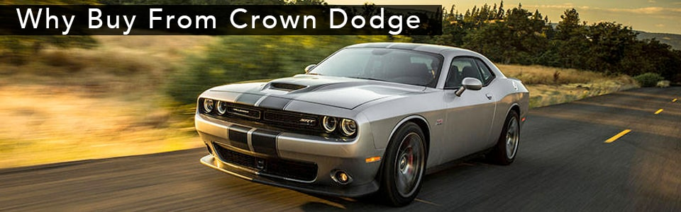 why buy from crown dodge of fayetteville in north carolina. Black Bedroom Furniture Sets. Home Design Ideas