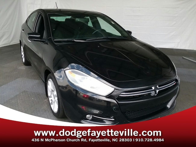 2013 Dodge Dart Limited Sedan
