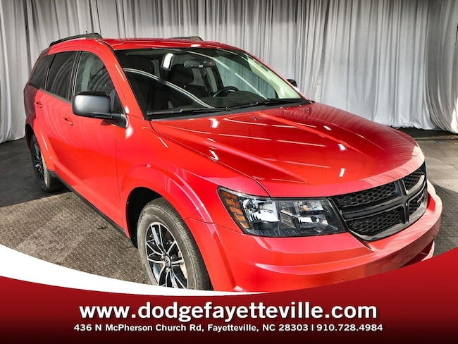 Used 2018 Dodge Journey For Sale at Crown Ford Fayetteville