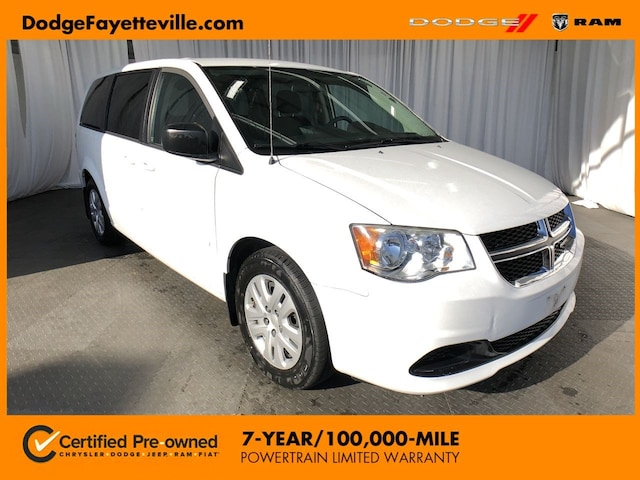 Dodge Fayetteville Nc >> Used 2014 Dodge Grand Caravan For Sale At Crown Ford