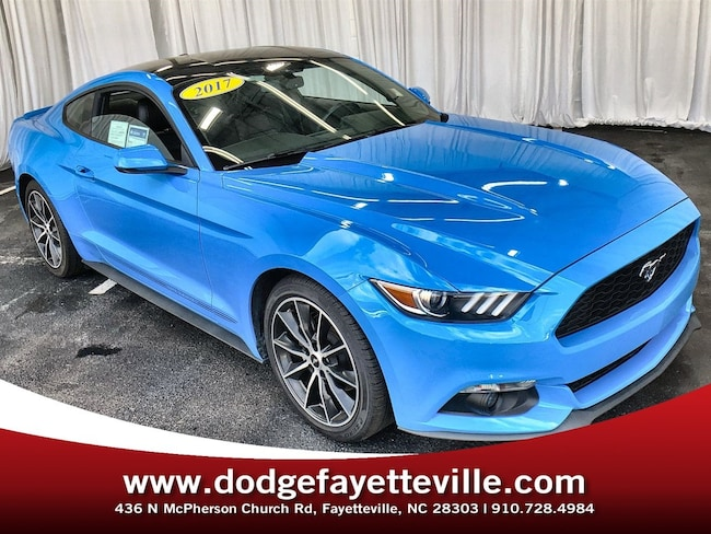 Used 2017 Ford Mustang For Sale at Crown Dodge of