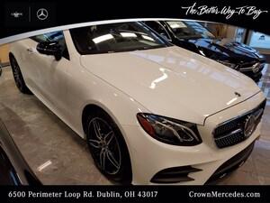 2020 Mercedes-Benz E-Class E 450 4MATIC Coupe