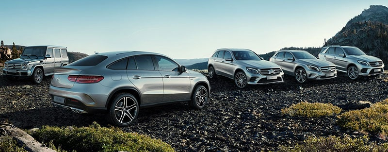 Compare The Different Mercedes Benz SUV Models   Crown Mercedes Benz  Dublin, OH