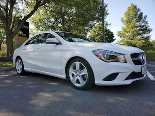 2015 Mercedes-Benz CLA 250 4MATIC Coupe