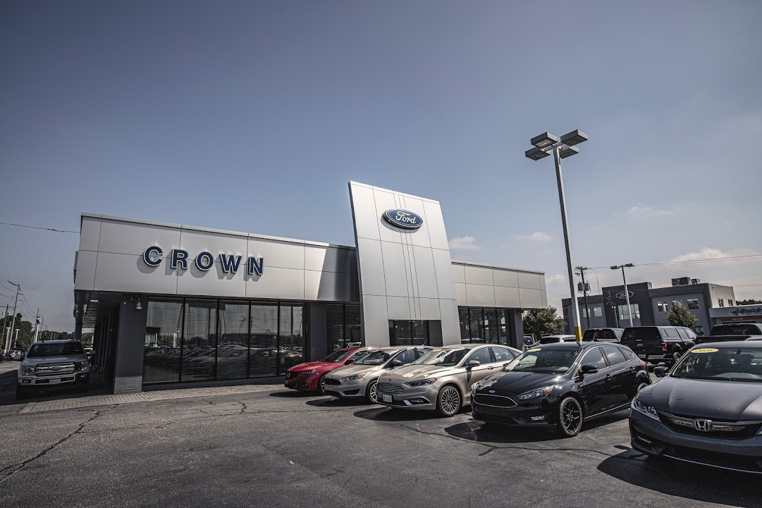 Fayetteville Crown Ford   New & Used Ford Cars North ...