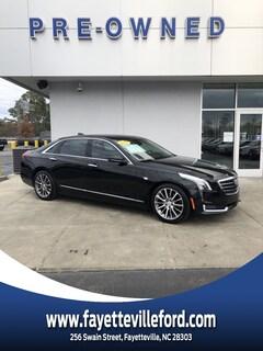 2016 Cadillac CT6 Sedan Luxury RWD Sedan