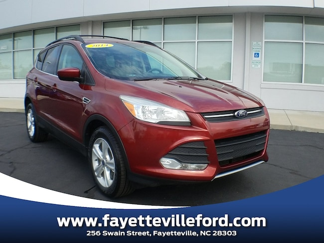 Used 2014 Ford Escape For Sale At Crown Ford Fayetteville