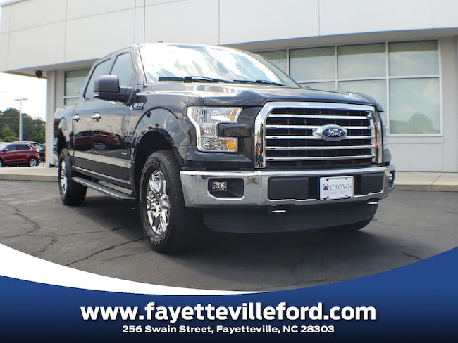 2015 F 150 For Sale >> Used 2015 Ford F 150 For Sale At Crown Ford Fayetteville Vin