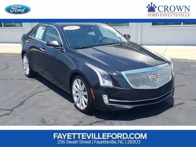 2015 Cadillac ATS Sedan Premium AWD Sedan