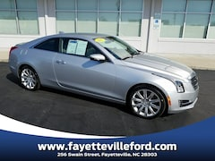 2017 Cadillac ATS Coupe Luxury RWD Coupe