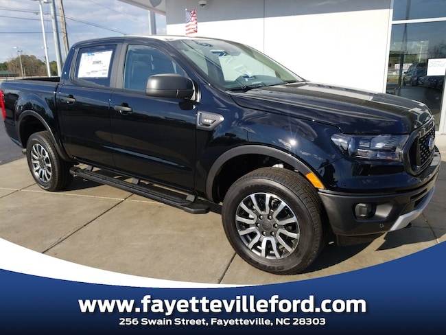 Ford Fayetteville Nc >> New 2019 Ford Ranger For Sale At Crown Ford Fayetteville Vin
