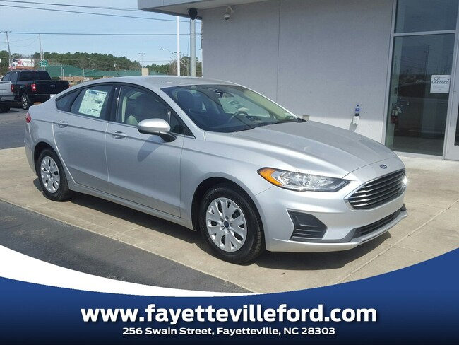 Ford Fayetteville Nc >> New 2019 Ford Fusion For Sale At Crown Ford Fayetteville Vin