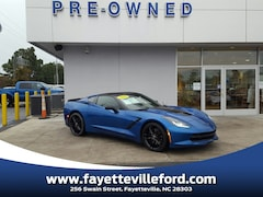 2016 Chevrolet Corvette Z51 2LT Coupe