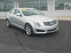 2014 Cadillac ATS Luxury RWD Sedan