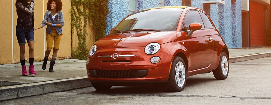2015 FIAT® 500c - Chattanooga, TN