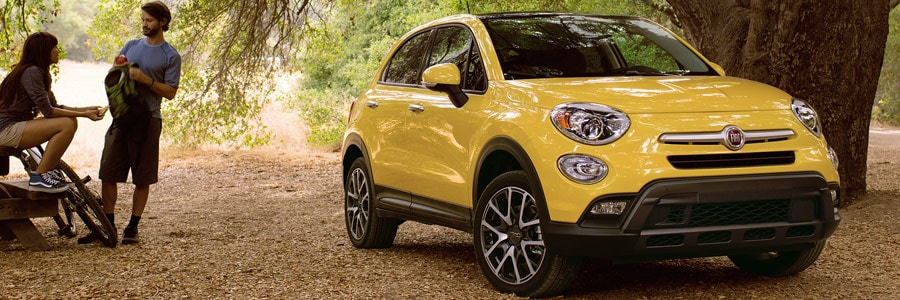 2016 FIAT® 500X in Chattanooga, TN
