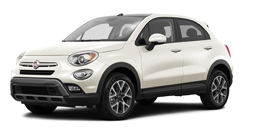 Fiat 500x lounge vs trekking