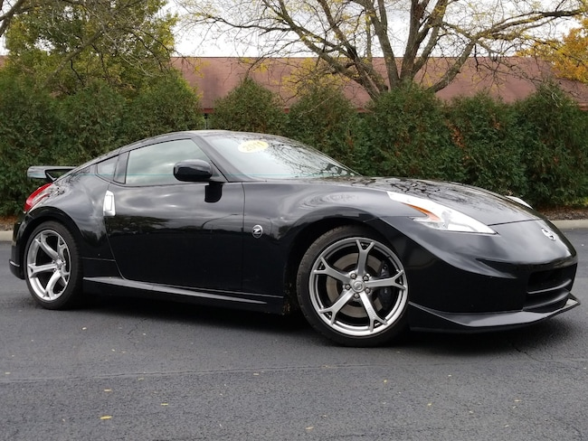 2011 Nissan 370Z NISMO Coupe
